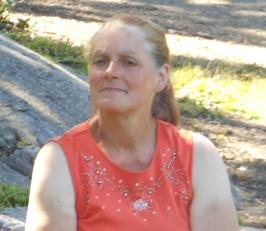 Mae Di Castri, poet, writer and animal-rescuer A Book-loving Canine