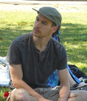 Gavin, Tasha's book illustrator