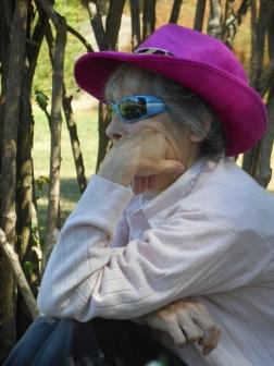Barbara Julian, editor of WCR
