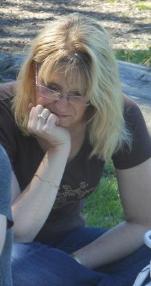 Linda Bradley – our VP of Membership at Toastmasters