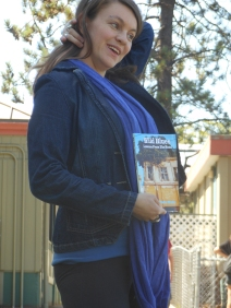 Tasha Waite, author of the travel book Wild Blues