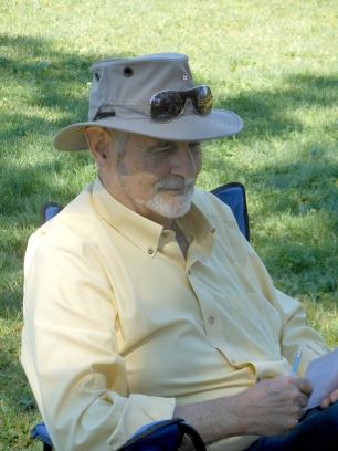 Glenn Lindsey, writer and journalist